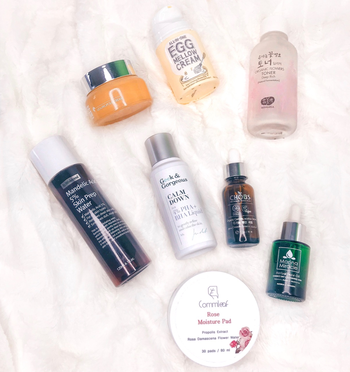 Meine K-Beauty Empties Januar 2019
