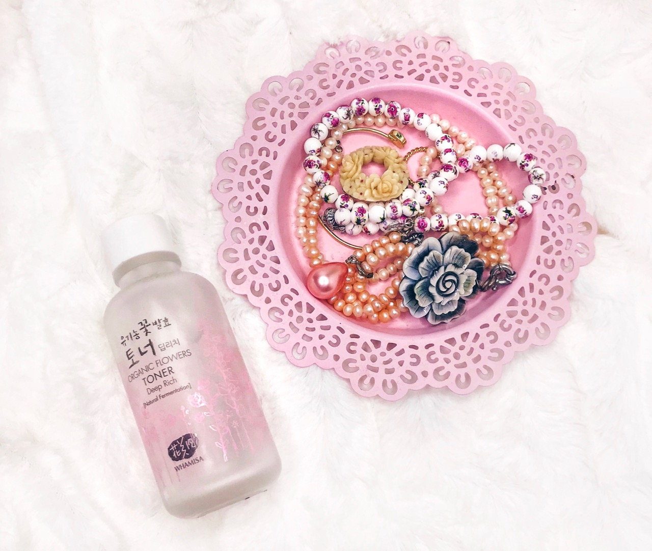 K-Beauty Empties Januar 2019: Whamisa Deep Rich Toner