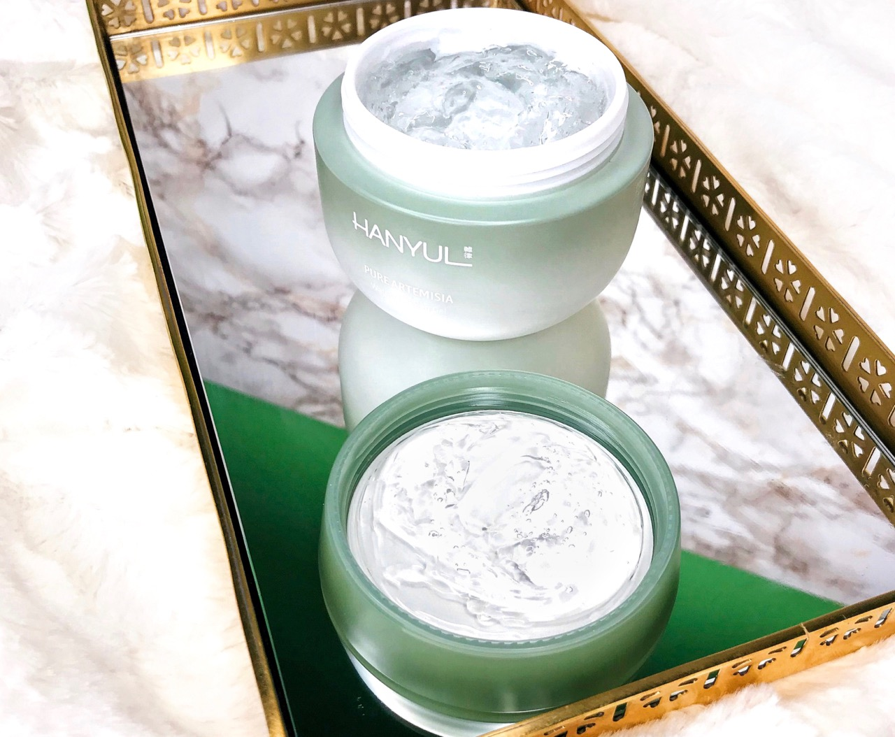 K-beauty trends 2019: mugwort products