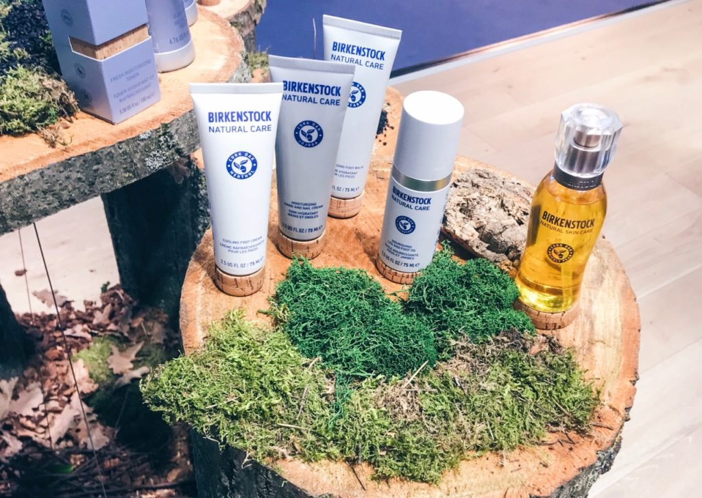 Vivaness 2019: Birkenstock Natural Cosmetics