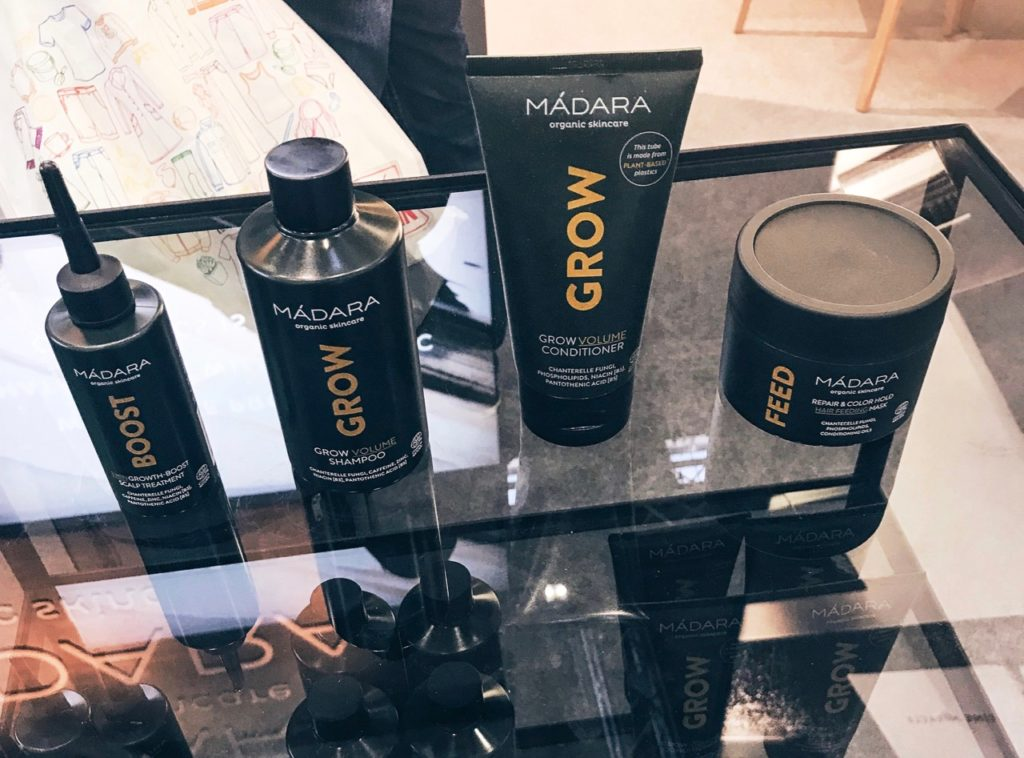 Vivaness 2019: MADARA Hair Care
