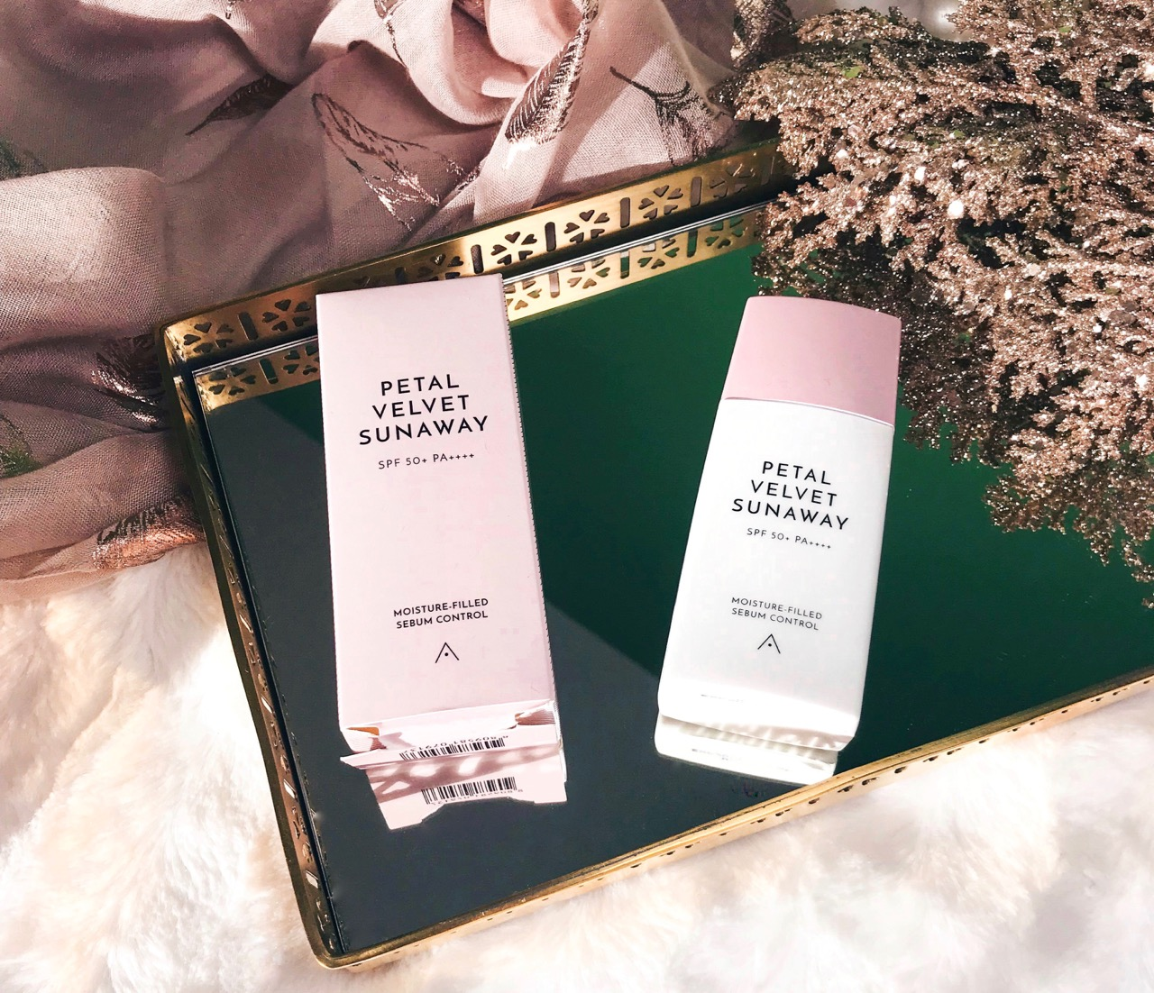 Beauty Favoriten Februar 2019: Althea Petal Velvet Sunaway