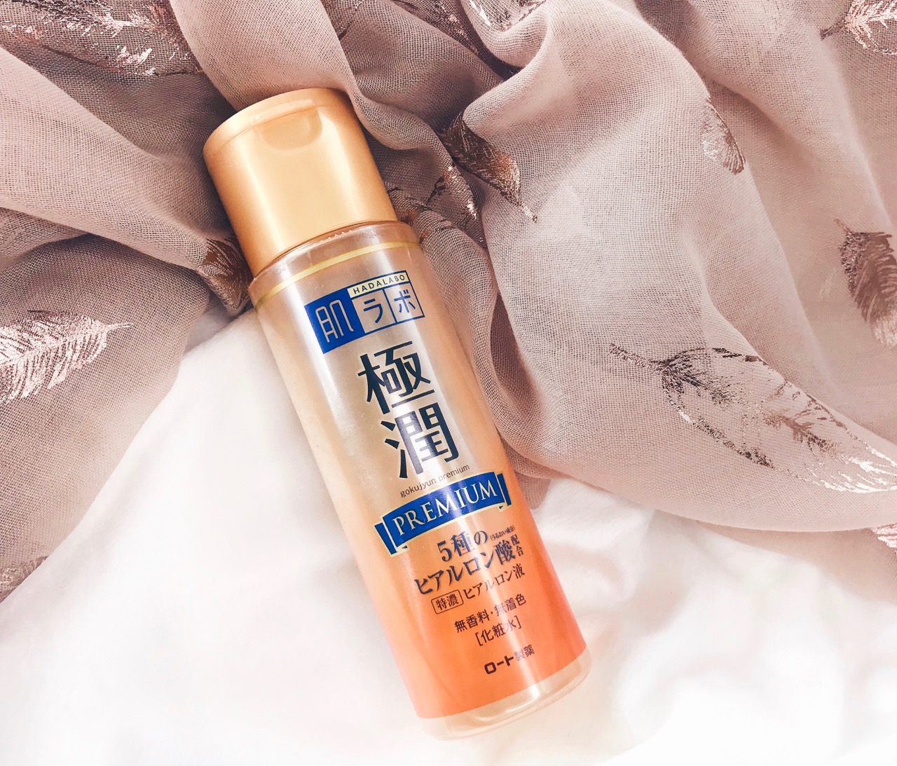Beauty Favoriten Februar 2019: Hada Labo Gokujyun Premium Lotion