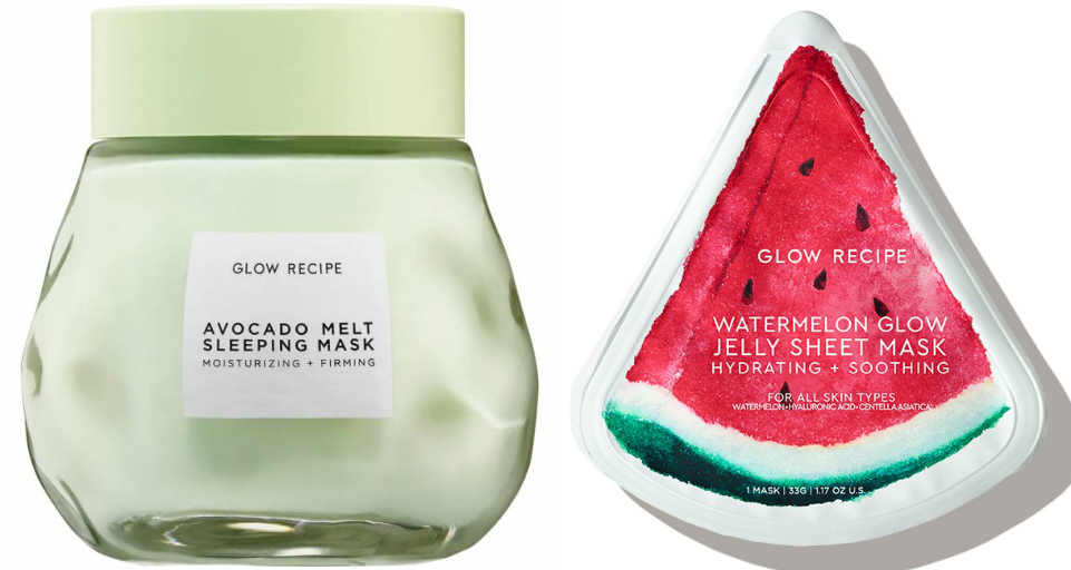 Glow Recipe in Deutschland: Avocado Melt Sleeping Mask