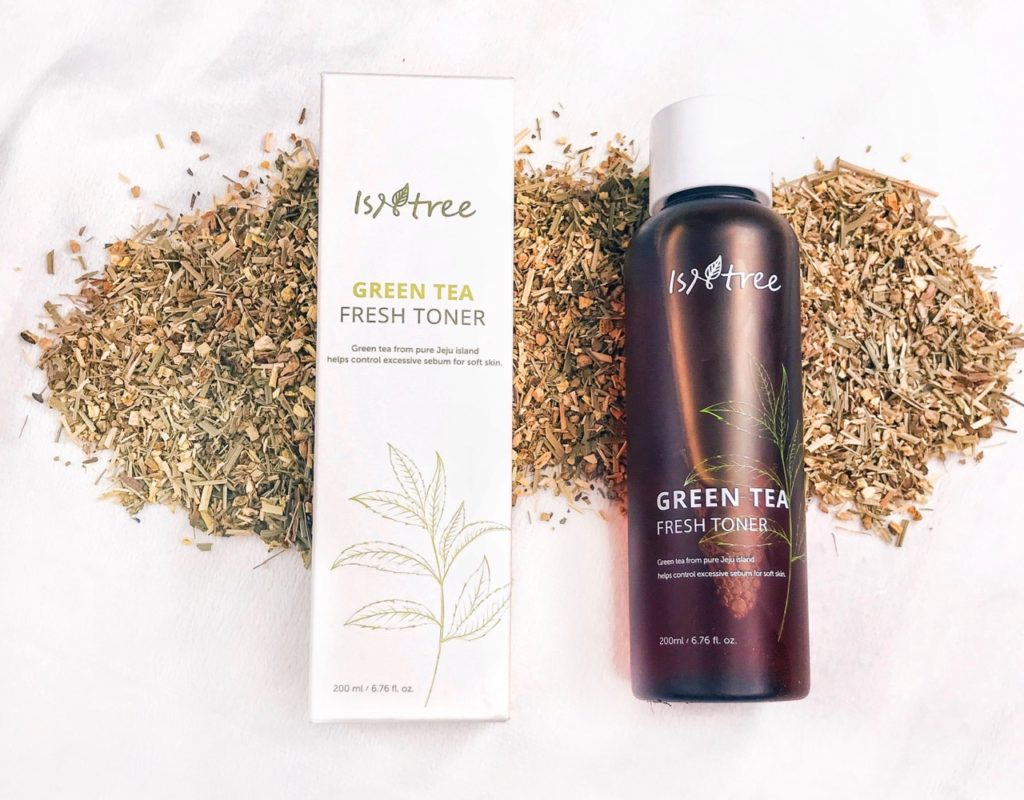 Isntree Green Tea Fresh Toner ingredient breakdown