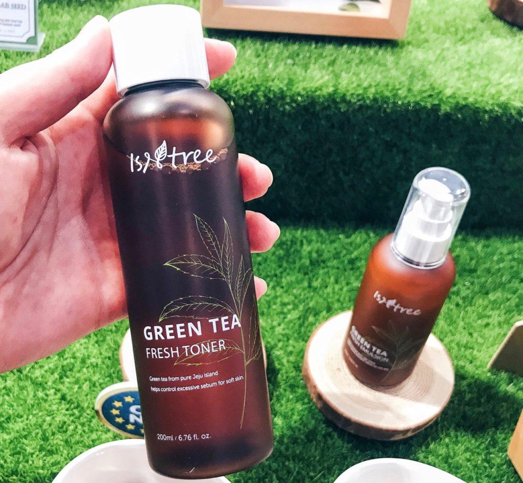 Beauty Düsseldorf 2019: Isntree Green Tea Fresh Toner