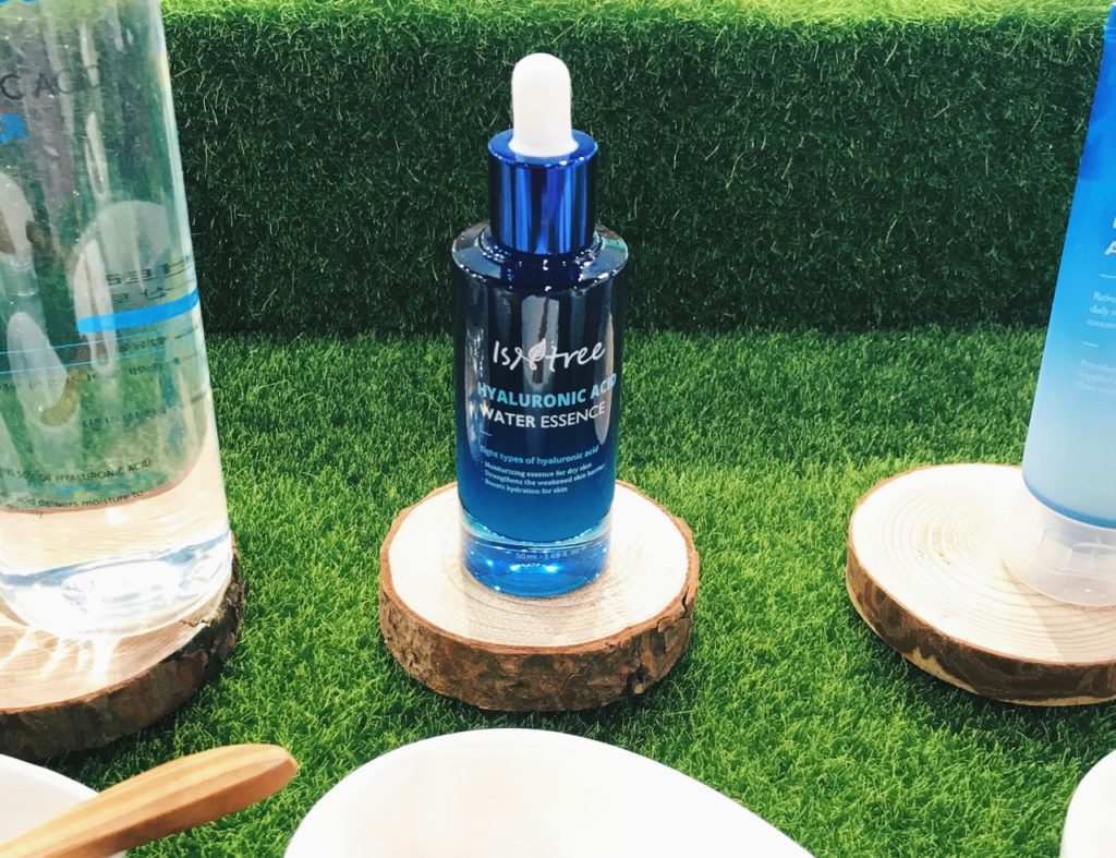 Beauty Düsseldorf 2019: Isntree Hyaluronic Acid Water Essence