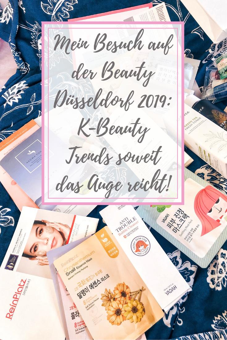 Mein Besuch auf der Beauty Düsseldorf 2019: K-Beauty Trends überall!