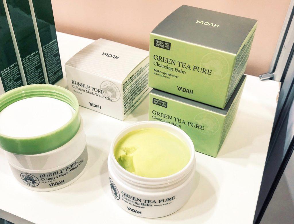 Beauty Düsseldorf 2019: Yadah Cosmetics Green Tea Pure Cleansing Balm