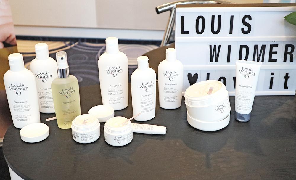 Beautypress Blogger Event - Louis Widmer Revederm