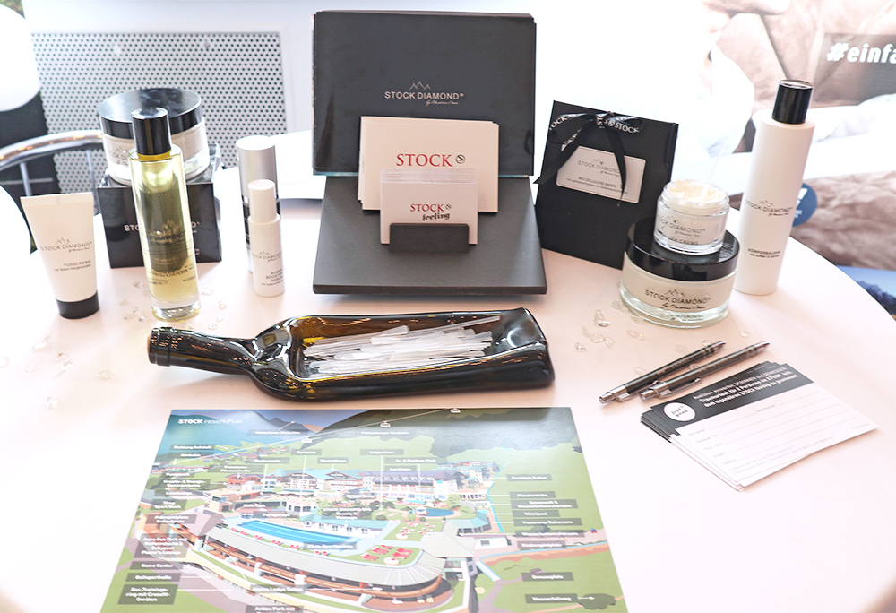 Beautypress Blogger Event - Stock Diamond