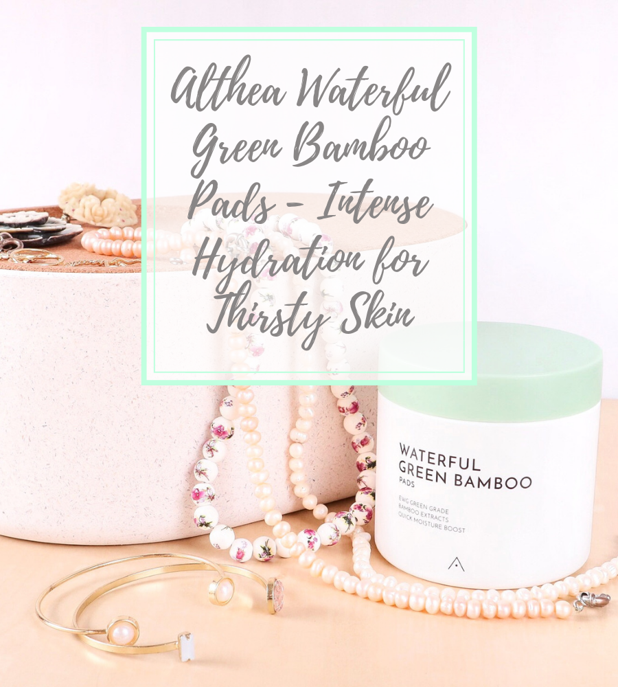 Althea Waterful Green Bamboo Pads Review