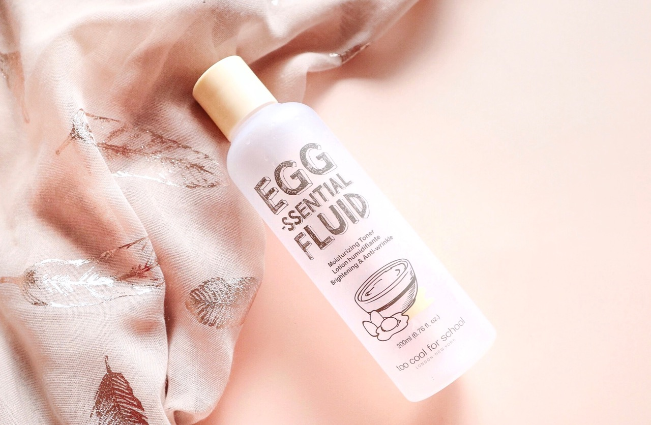 Empties Juli 2019: EGG-Ssential Fluid