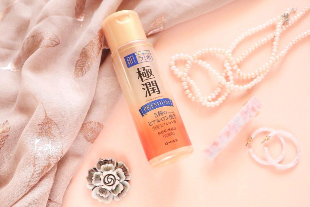 HADA LABO Gokujyun premium Hyaluronic Acid Lotion ausprobiert