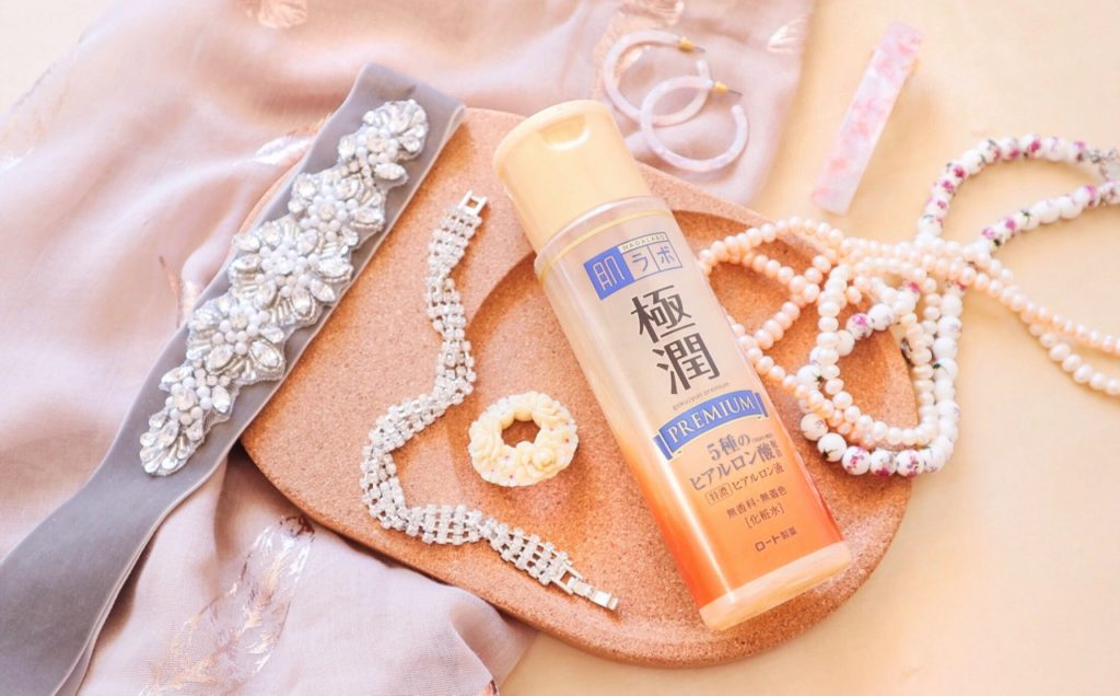 HADA LABO Gokujyun premium Hyaluronic Acid Lotion J-Beauty