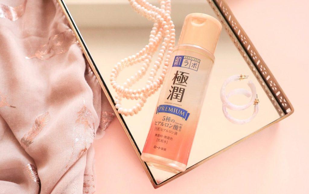 HADA LABO Gokujyun premium Hyaluronic Acid Lotion Testbericht