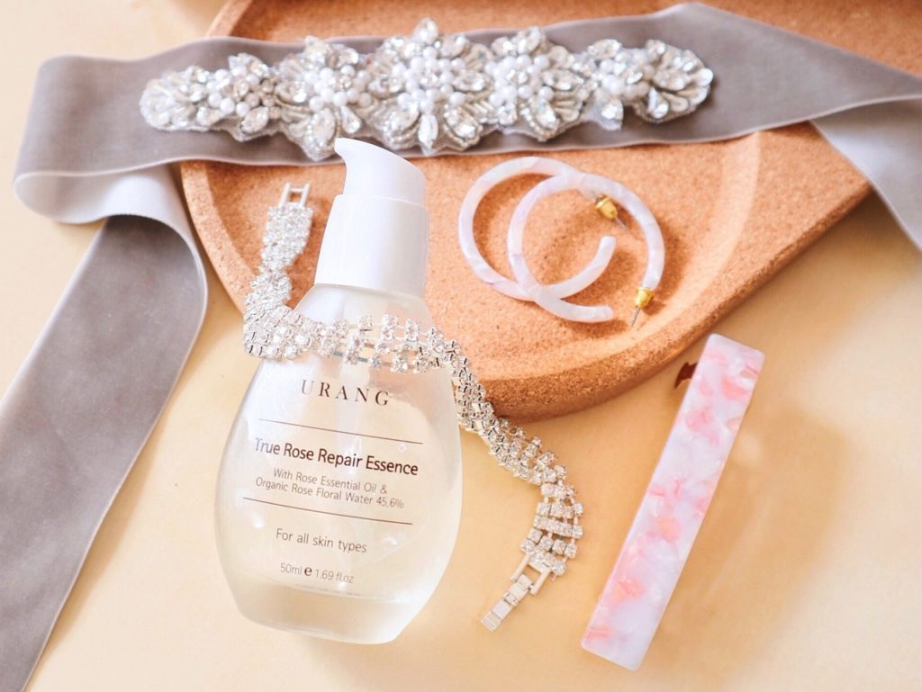 URANG True Rose Repair Essence beauty review