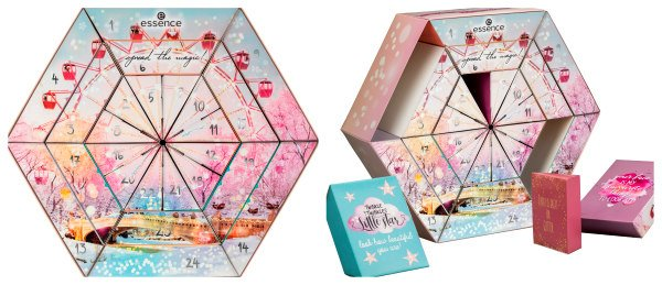 Essence Adventskalender 2019 - Beauty Adventskalender