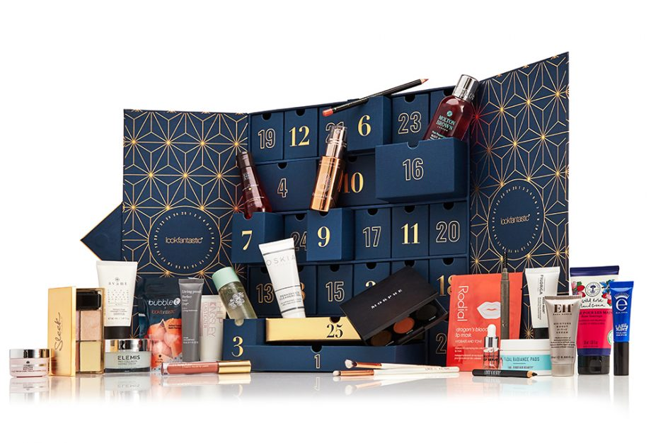 Beauty Adventskalender 2019: Lookfantastic Adventskalender