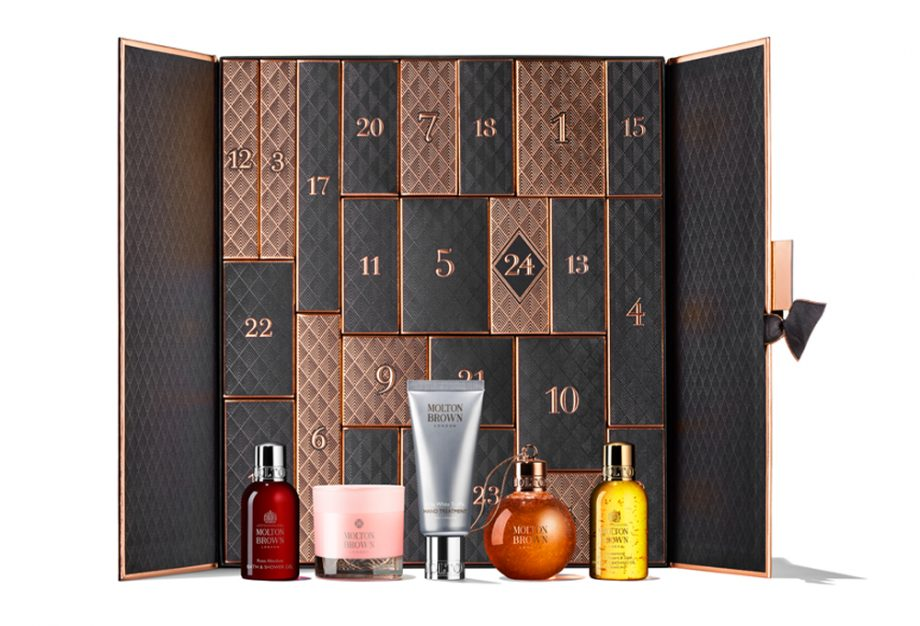 Beauty Adventskalender 2019: Molton Brown Adventskalender