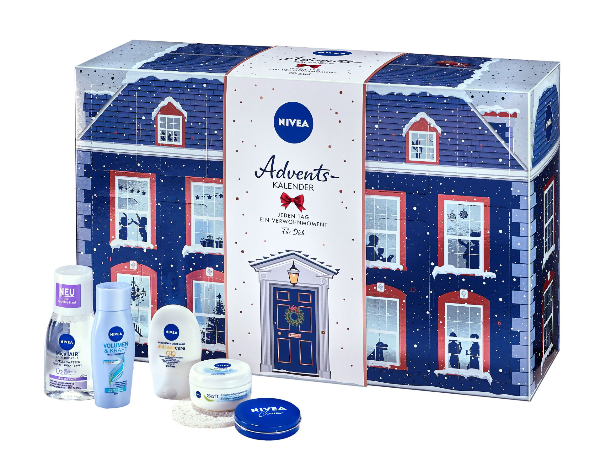 Beauty Adventskalender 2019: Nivea Adventskalender