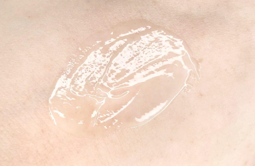 Avène Hydrance Aqua-Gel Konsistenz