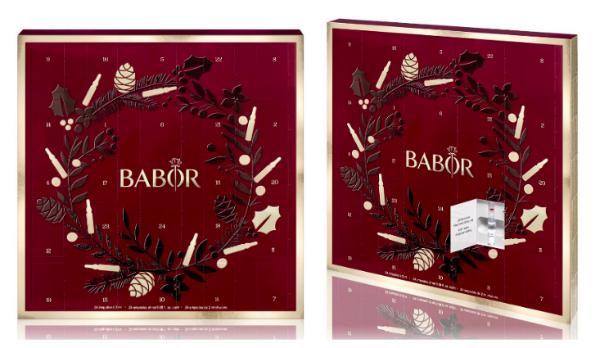 Babor Adventskalender 2019 - Beauty Adventskalender Übersicht für 2019