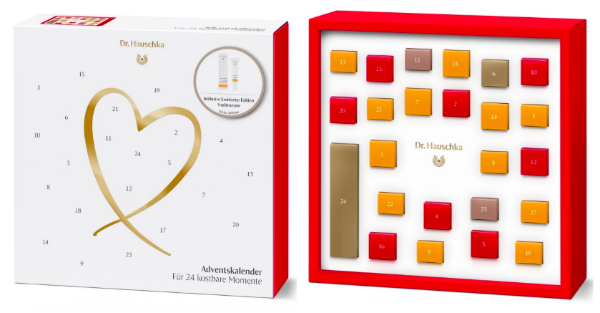 Dr. Hauschka Adventskalender 2019 - Beauty Adventskalender 2019 Liste