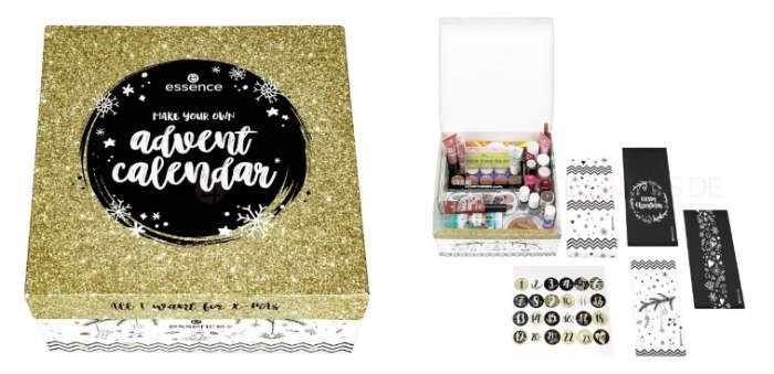 Essence DIY Adventskalender 2019