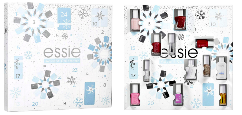 Essie Adventskalender 2019 Inhalt