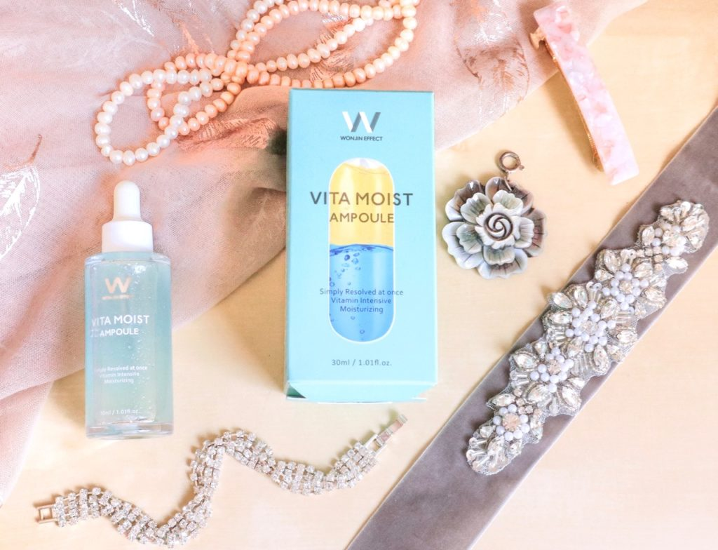 Wonjin Effect Vita Moist Ampoule Review
