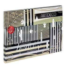 Artdeco Adventskalender 2019 - Beauty Adventskalender Liste für 2019