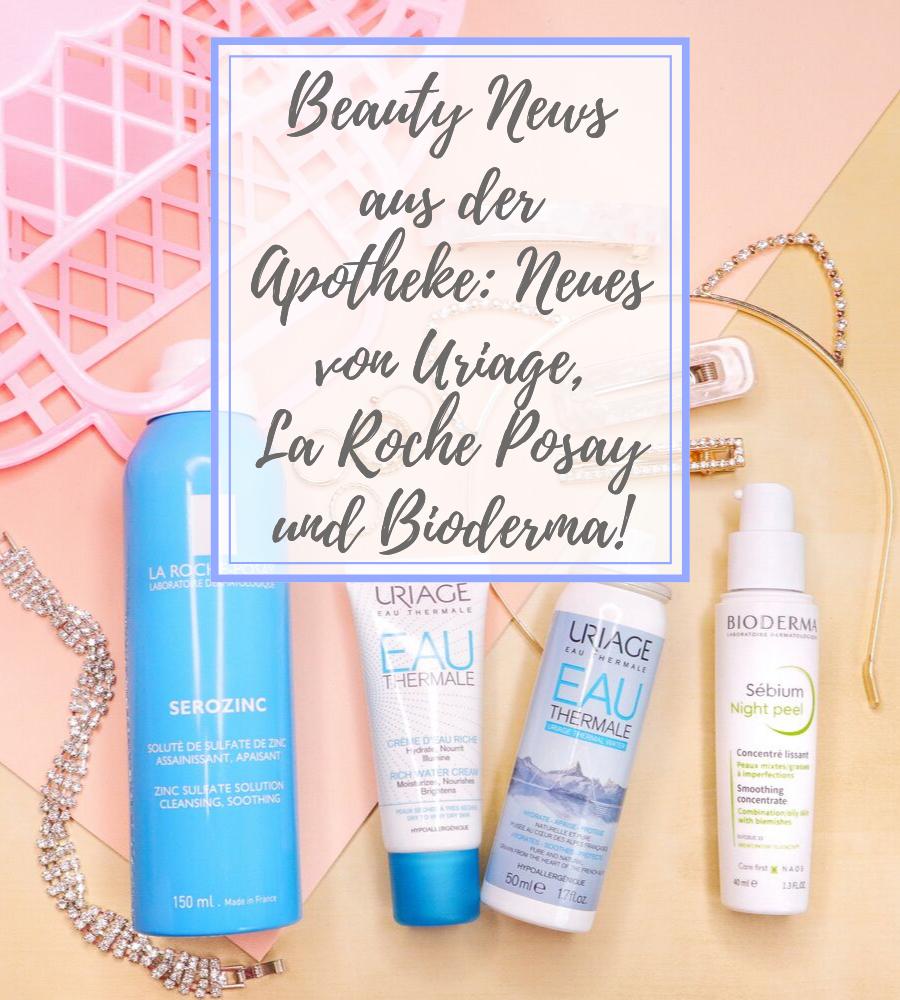 Beauty News aus der Apotheke