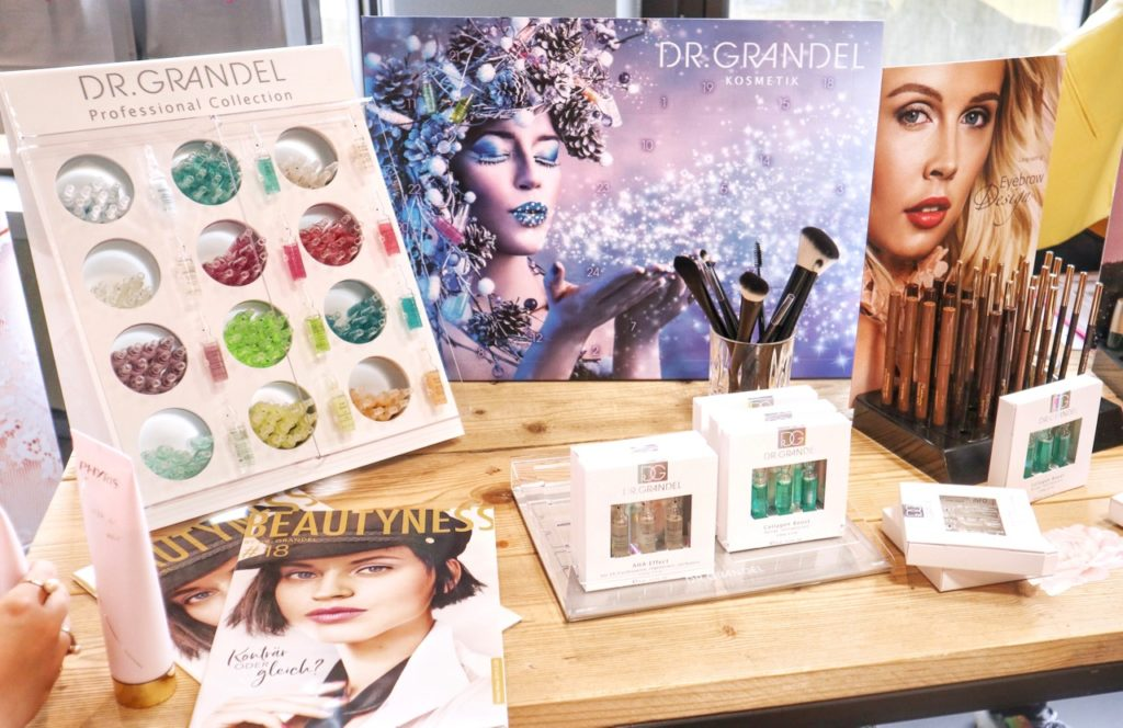 Beautypress Blogger Event Oktober 2019 Dr. Grandel
