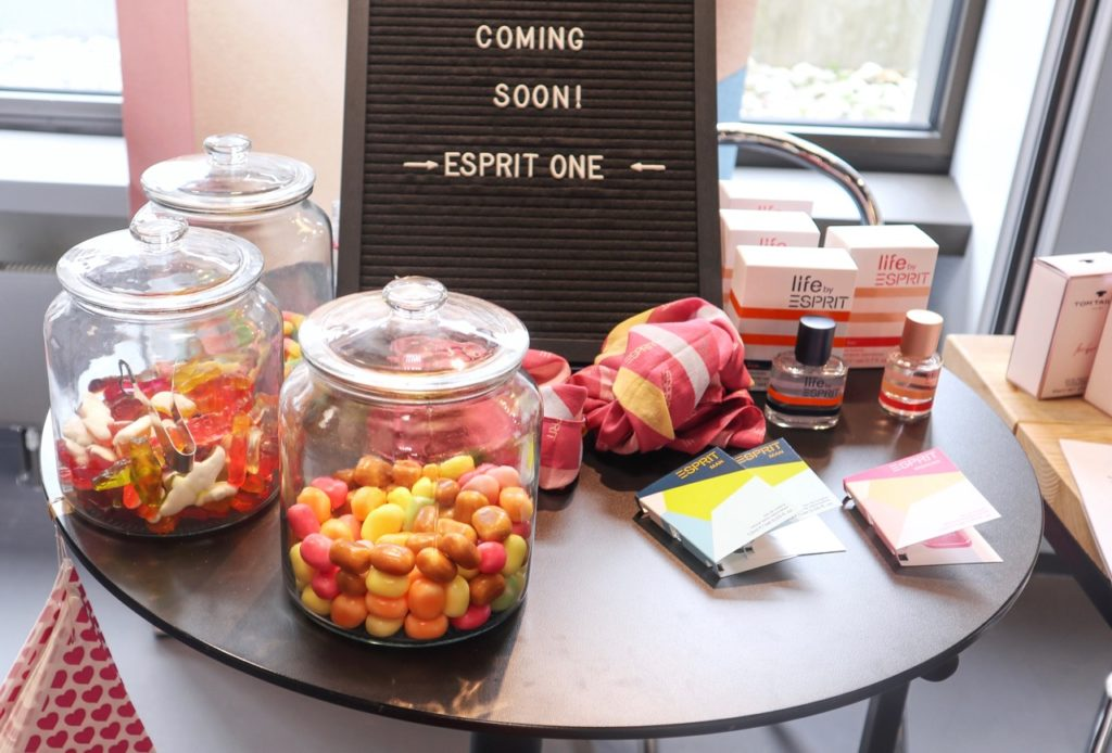 Beautypress Blogger Event Oktober 2019 ESPRIT