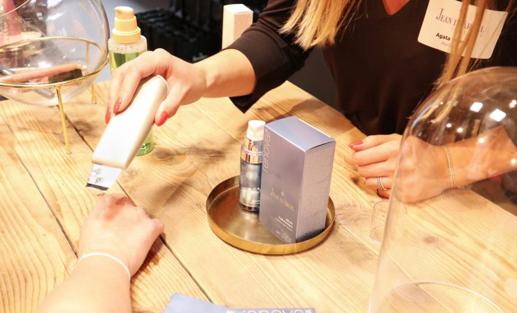 Beautypress Blogger Event Oktober 2019 Jean D'Arcel Beauty Tool