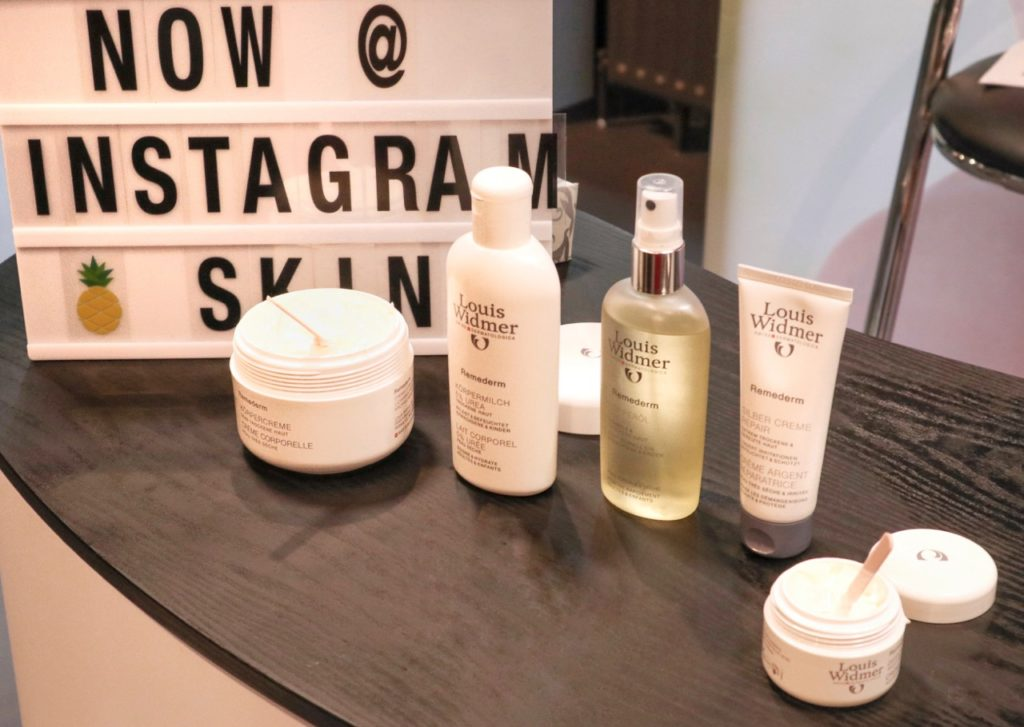 Beautypress Blogger Event Oktober 2019 Louis Widmer