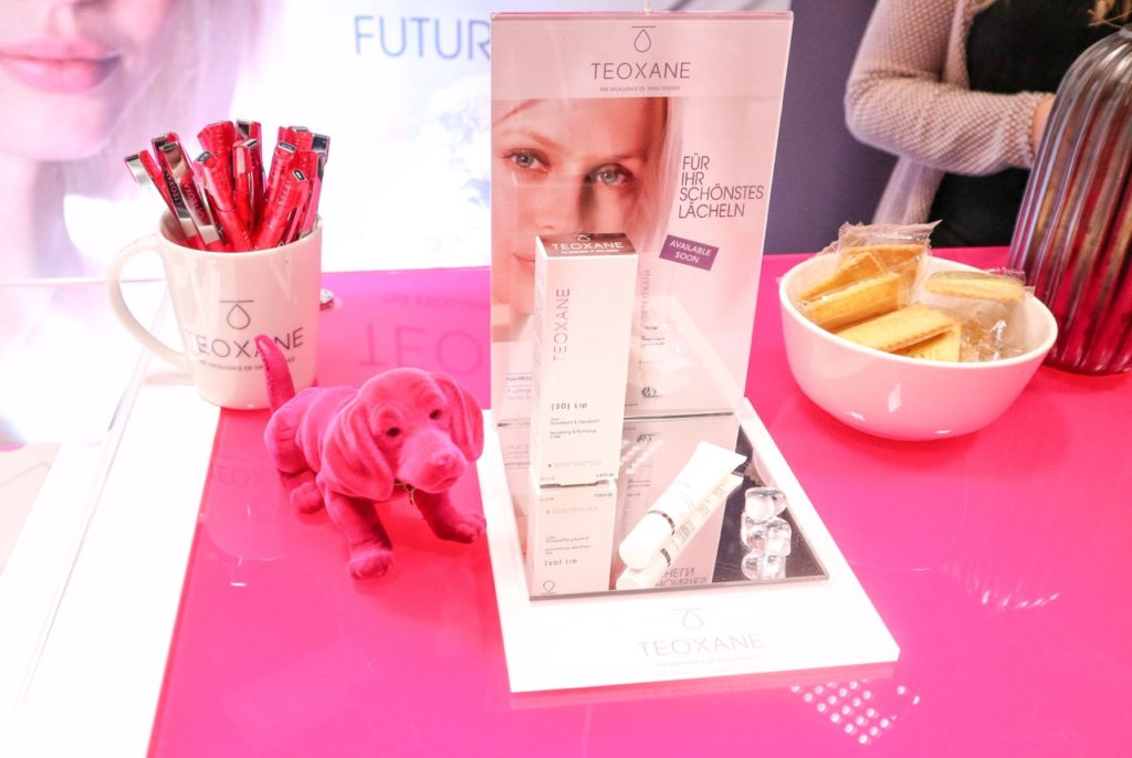 Beautypress Blogger Event Oktober 2019 Teoxane 3D Lip