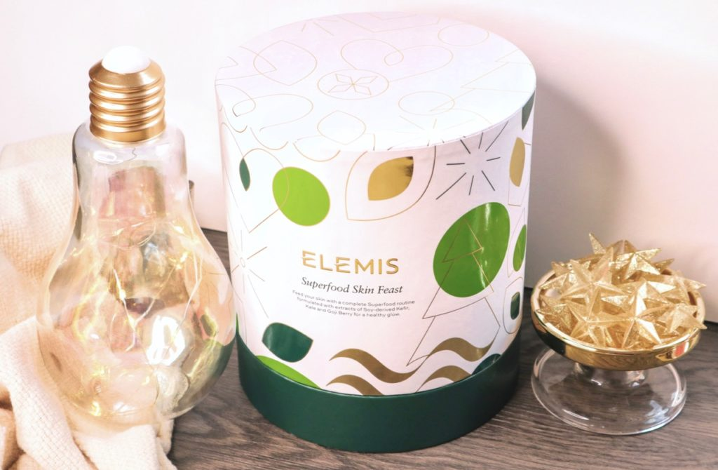 holiday gift guide 2019 - ELEMIS gift sets skincare
