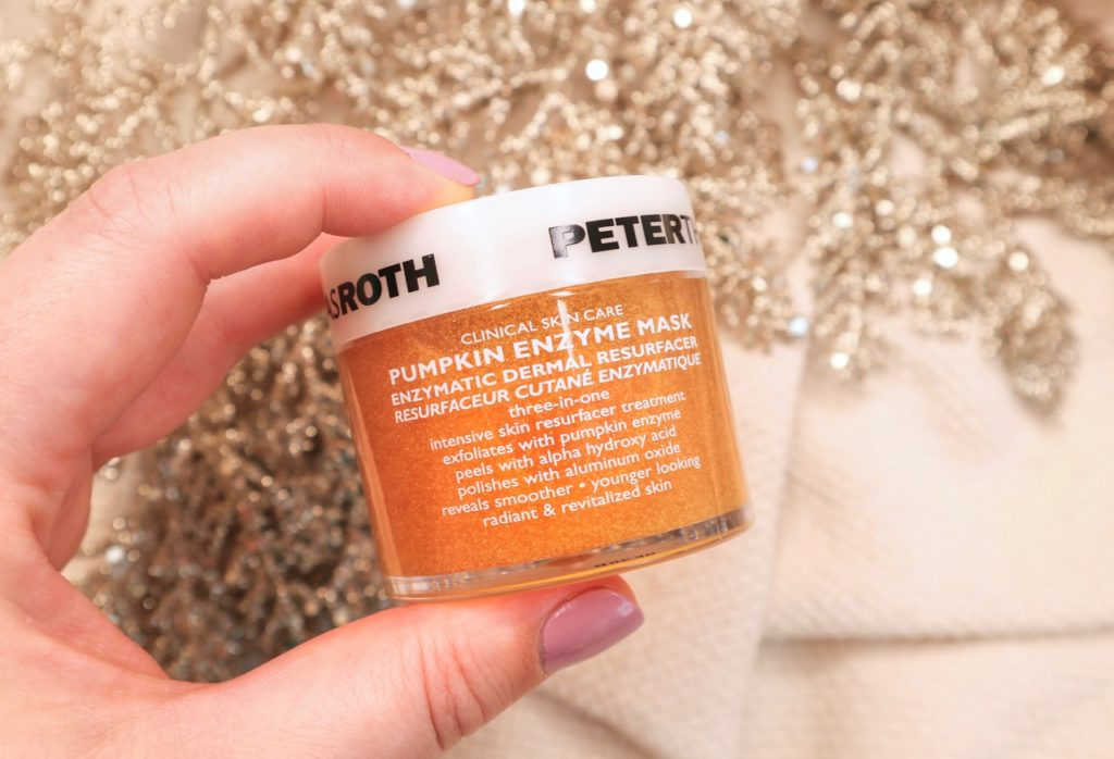 holiday gift guide 2019 - Peter Thomas Roth Pumpkin Enzyme Mask