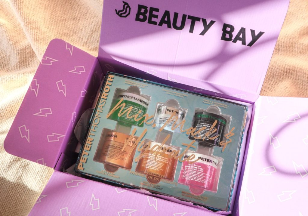 Christmas gift guide 2019 - beauty sets at Beauty Bay