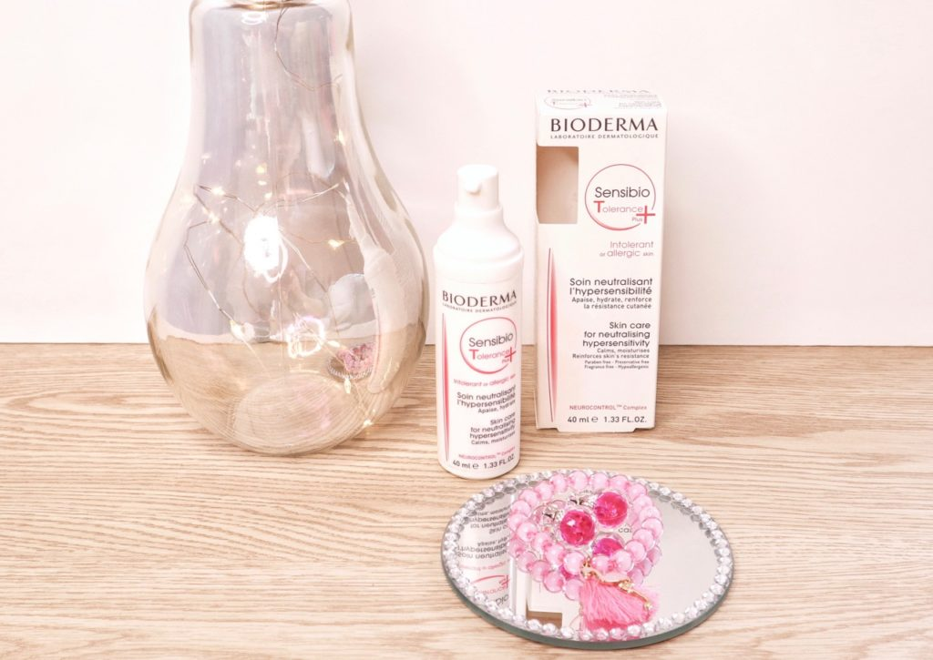 Bioderma Sensibio Tolerance+ Pflege Review