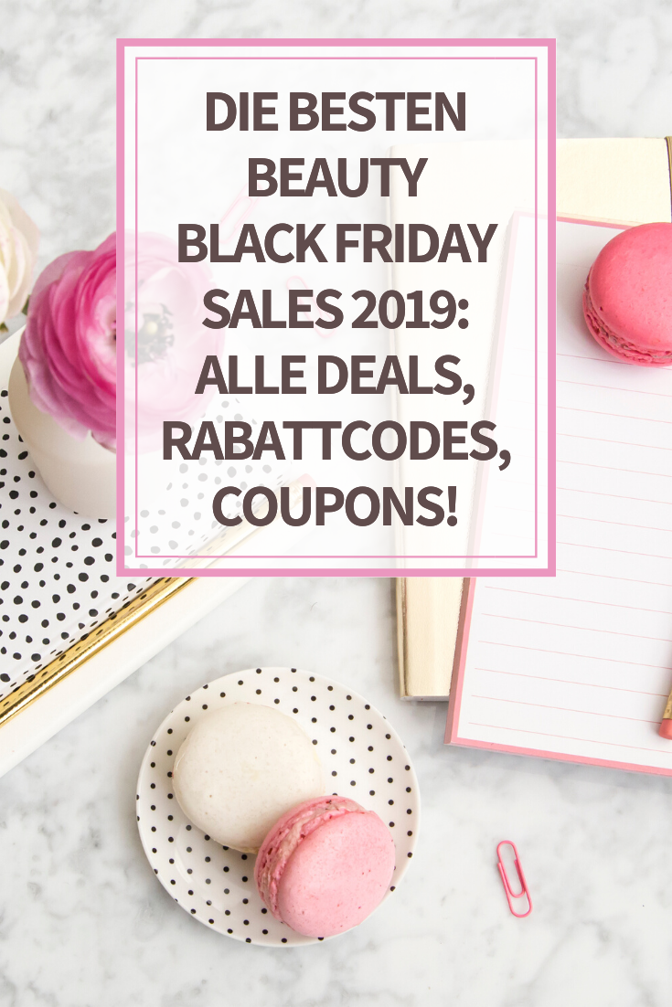 Die Besten Beauty Black Friday Sales 2019: Alle Deals, Rabattcodes und Coupons!