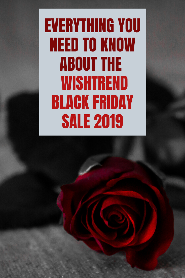 Everything About the Wishtrend BLACK FRIDAY SALE 2019!!!