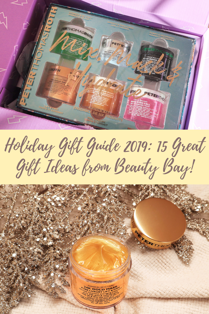 Holiday Gift Guide 2019: 15 Great Gift Ideas from Beauty Bay!
