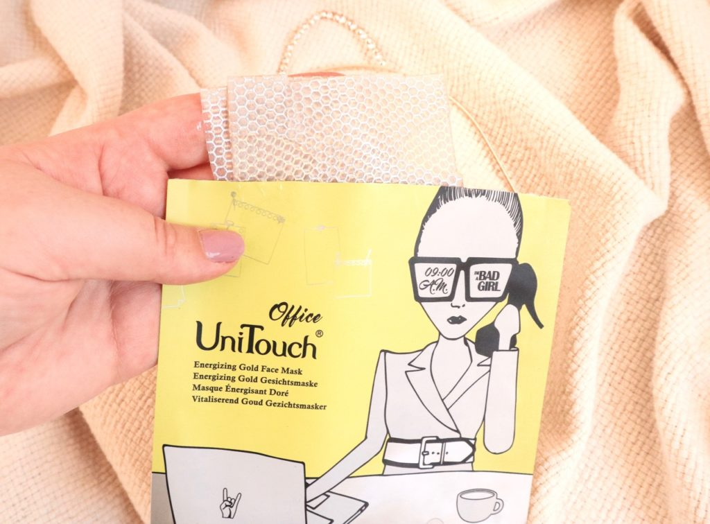 Unitouch Tuchmasken Material