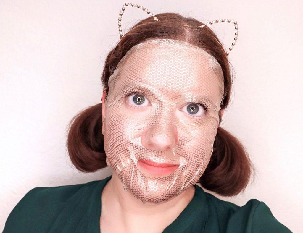 Unitouch Tuchmasken Anwendung
