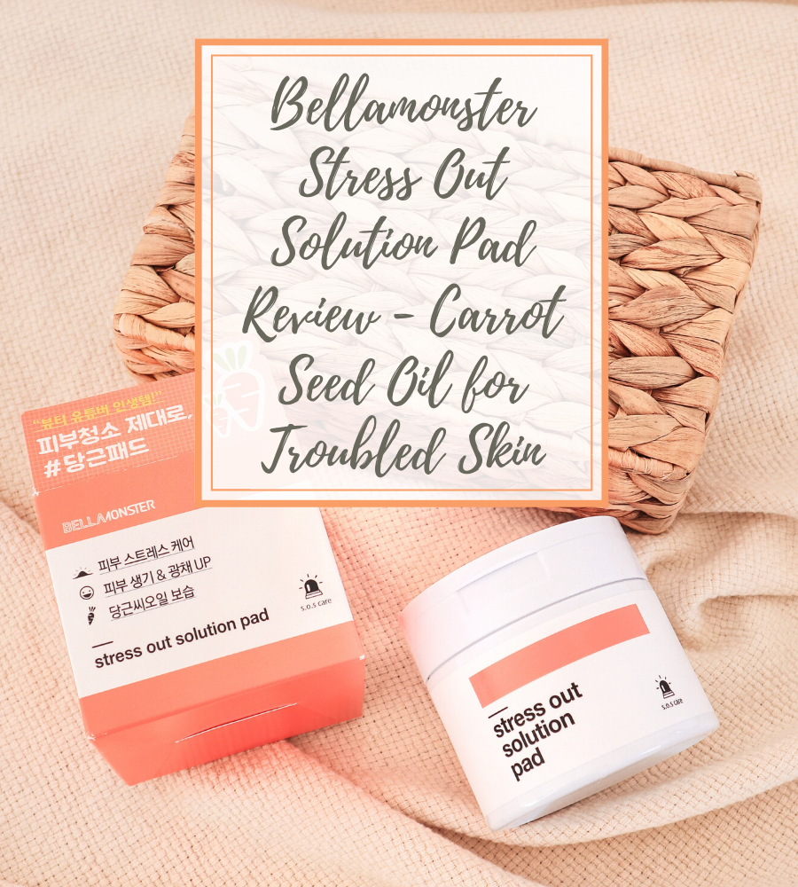 Bellamonster Stress Out Solution Pad review