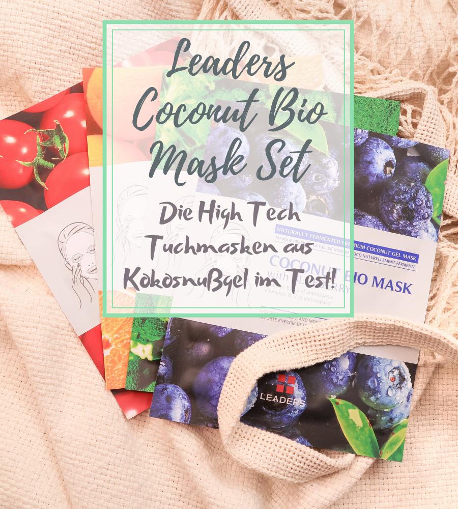 Leaders Coconut Bio Mask Set im Test