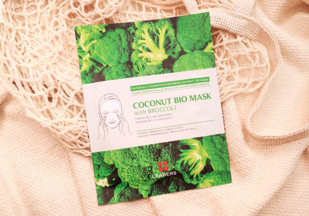 Leaders Coconut Bio Mask Broccoli